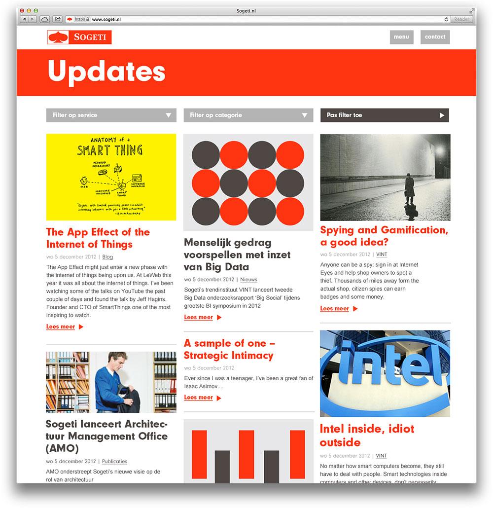 web-updates